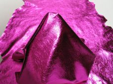 metallic imprinted metallic fuchsia