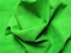 Suede Green
